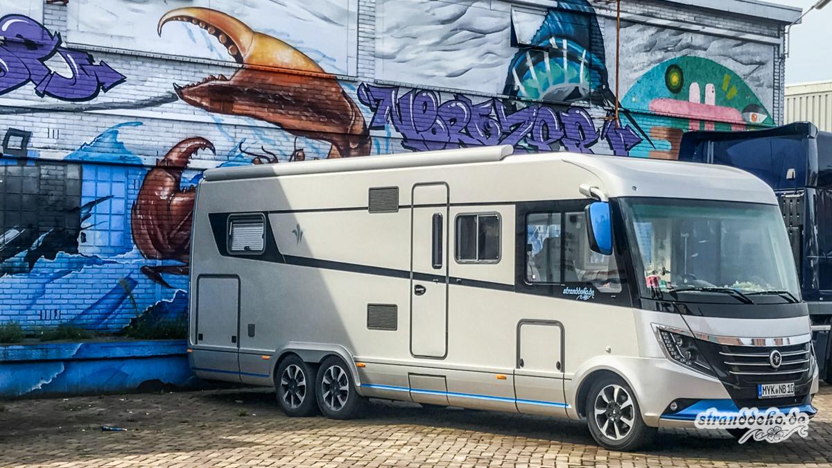 Fähre Schottland 3011 - Ijmuiden - Newcastle: Mit Wohnmobil und Fähre nach Schottland