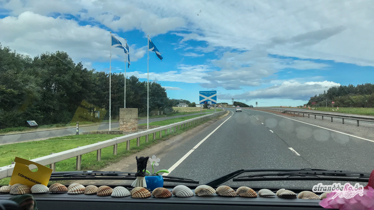Fähre Schottland 3036 - Ijmuiden - Newcastle: Mit Wohnmobil und Fähre nach Schottland
