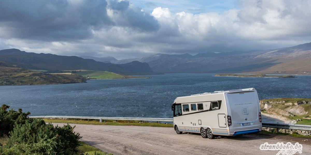 Schottland IV 599 - Unsere Schottland Story bei Niesmann+Bischoff ist online!