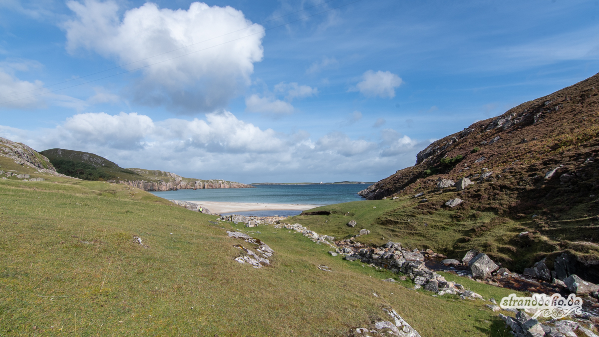 Schottland IV 643 - Schottland IV - Durness - der Superstrand