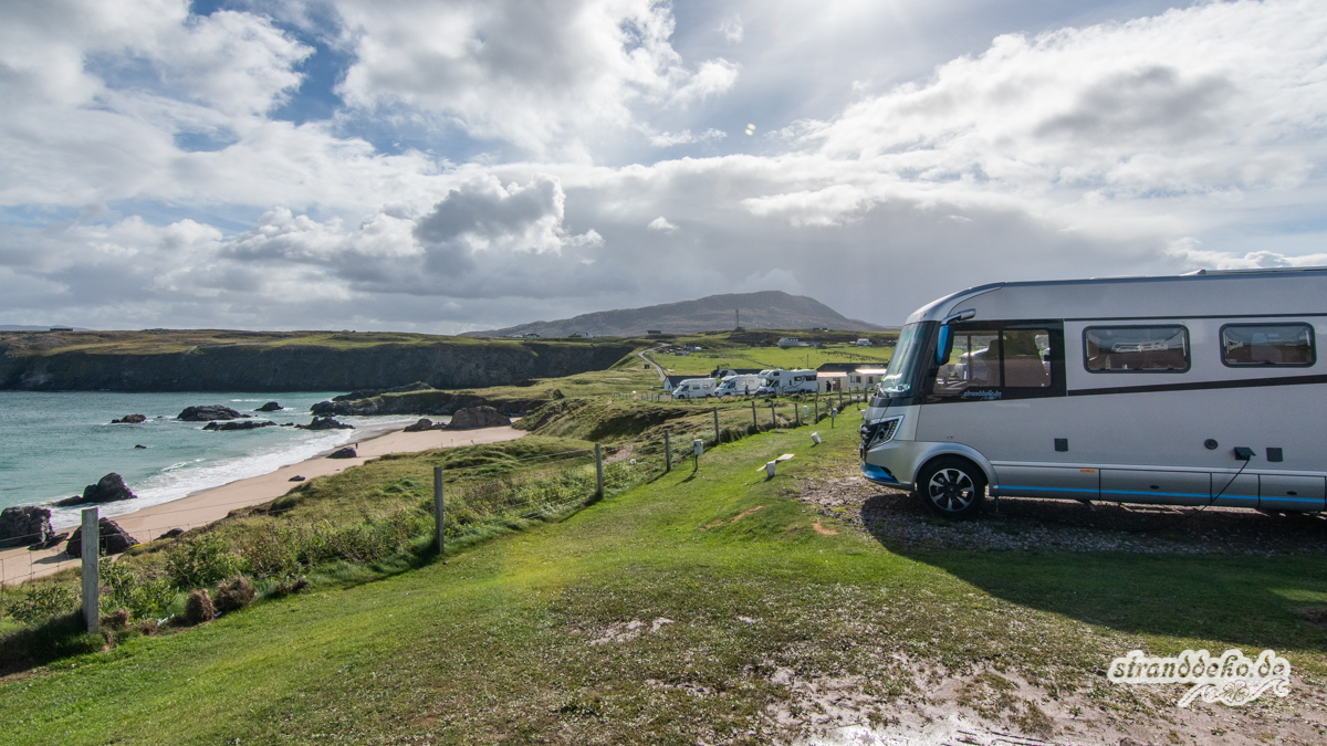 Schottland IV 657 - Schottland IV - Durness - der Superstrand