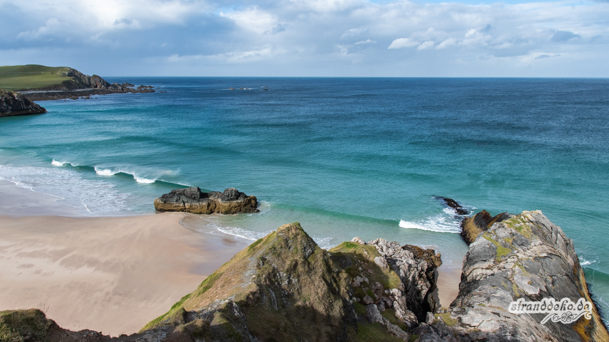Schottland IV 668 - Schottland IV - Durness - der Superstrand