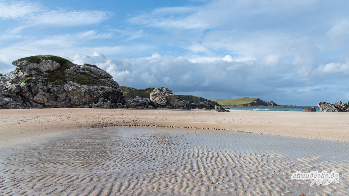 Schottland IV 689 - Schottland IV - Durness - der Superstrand