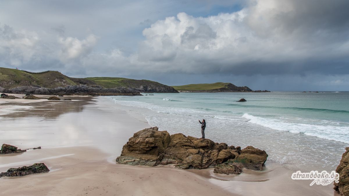 Schottland IV 738 - Schottland IV - Durness - der Superstrand