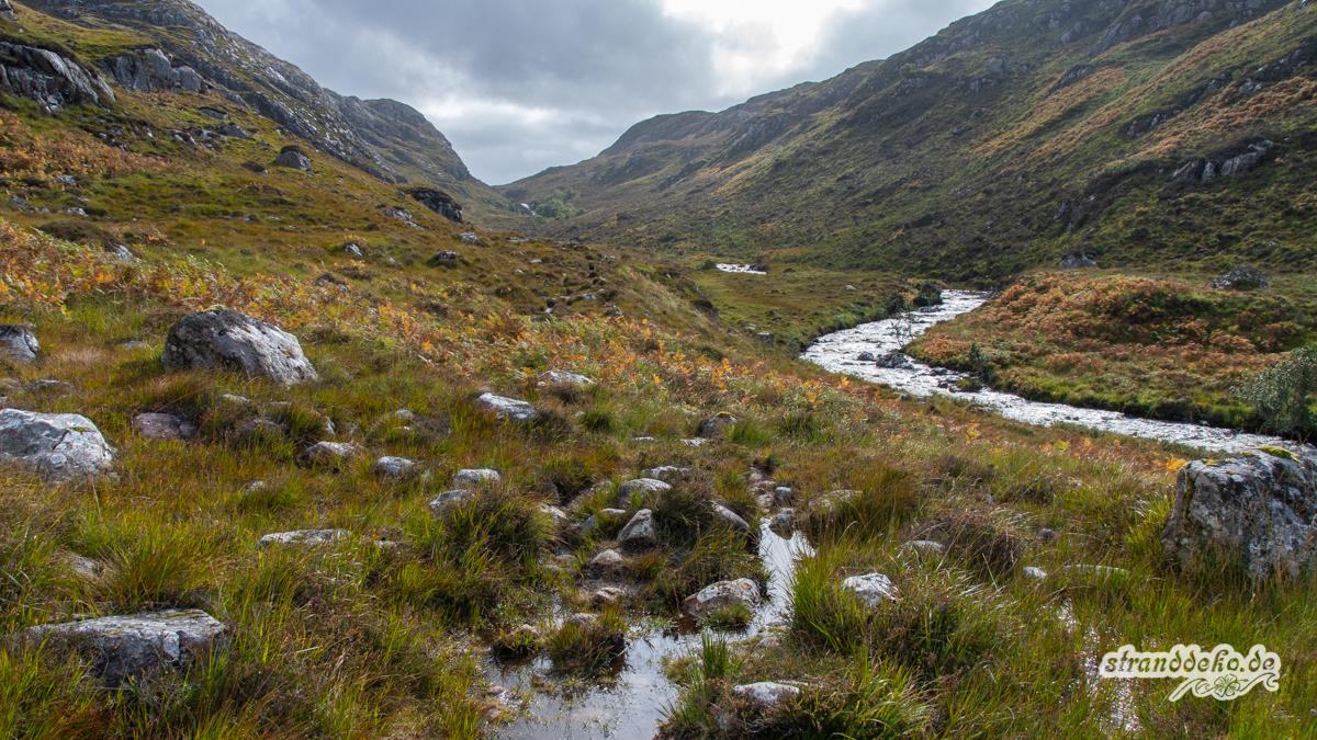 Schottland V 1097 - Schottland - V- Wandertage in Wester Ross