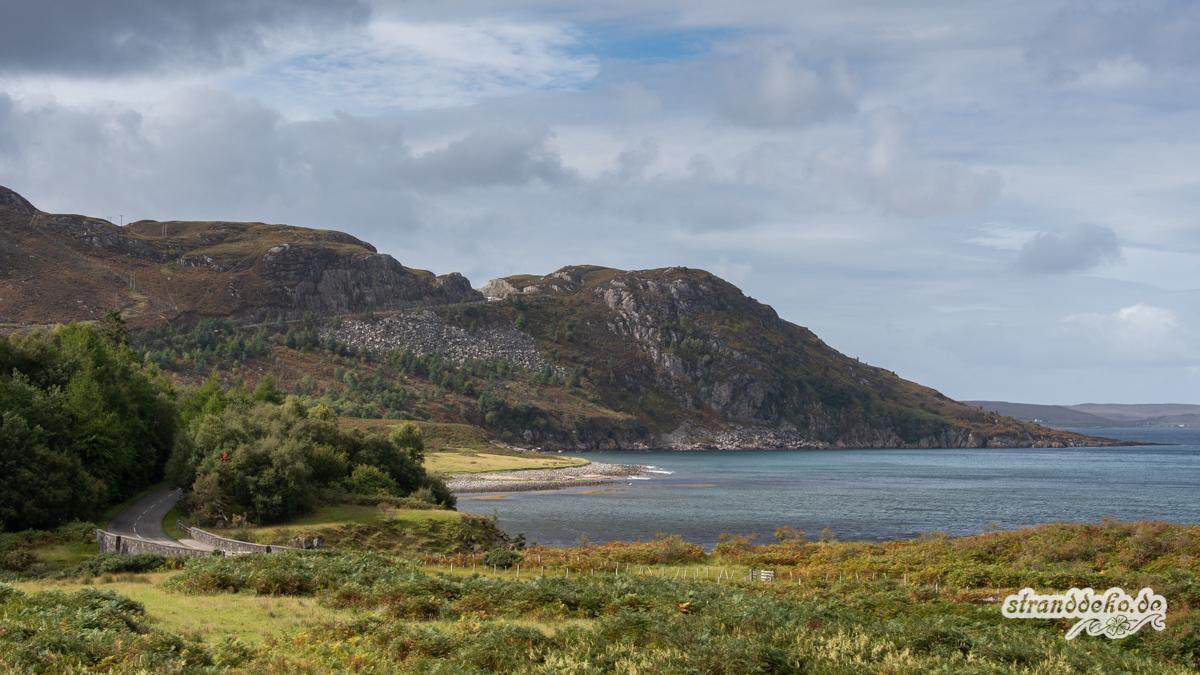 Schottland V 1142 - Schottland - V- Wandertage in Wester Ross