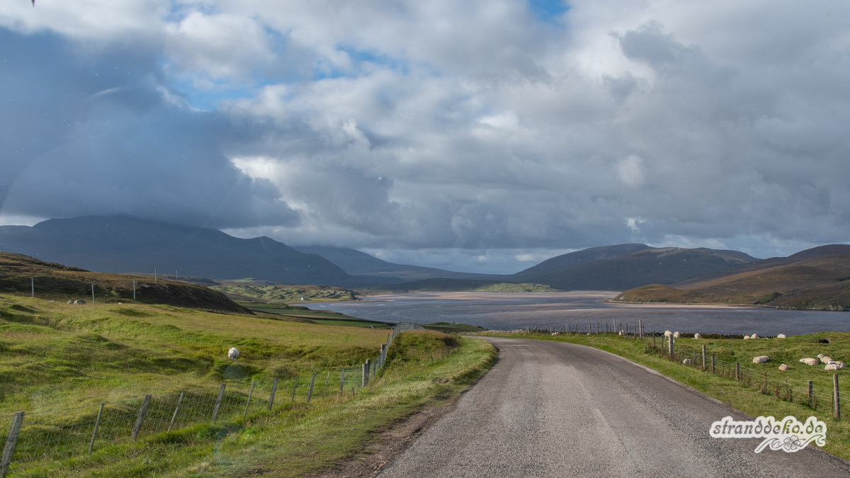 Schottland V 940 - Schottland - V- Wandertage in Wester Ross