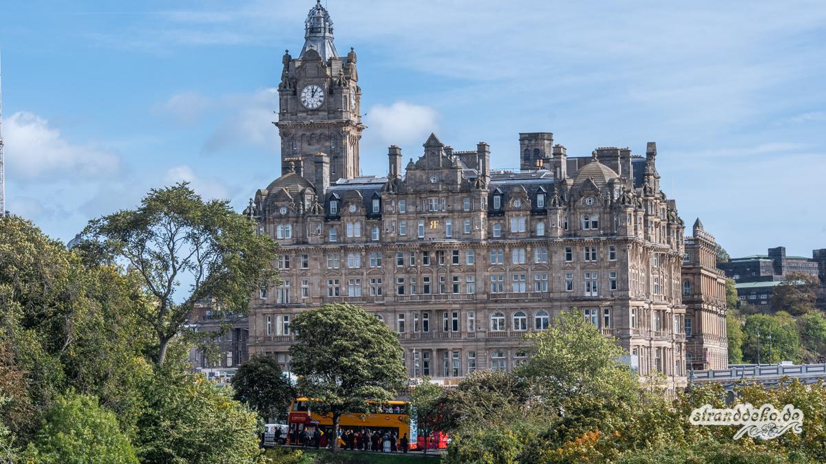 Schottland VII 1951 - Schottland VII – Edinburgh