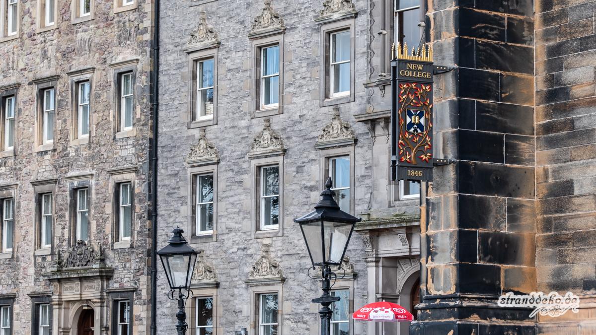 Schottland VII 1959 - Schottland VII – Edinburgh