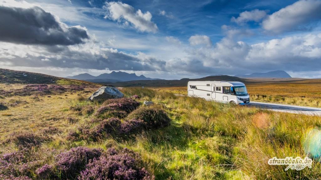 Schottland VIII  1024x576 - Stranddeko Wohnmobil Reiseempfehlungen!