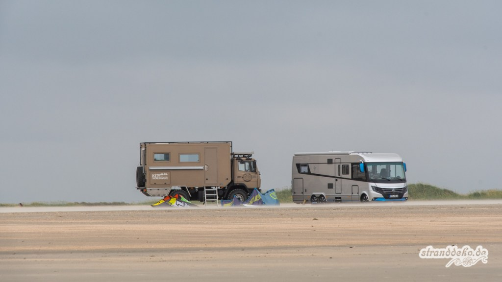 Stranddeko meets Beachexplorer 15 1024x576 - Wassersport ist Motorsport - unser großer Wohnmobil-Rückblick!