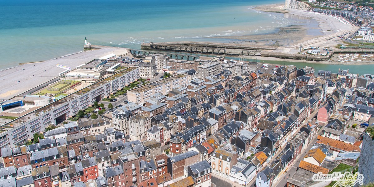 190628 PORTUGAL 1936 - Urlaubsabschluss in Frankreich: Dieppe und Le Tréport