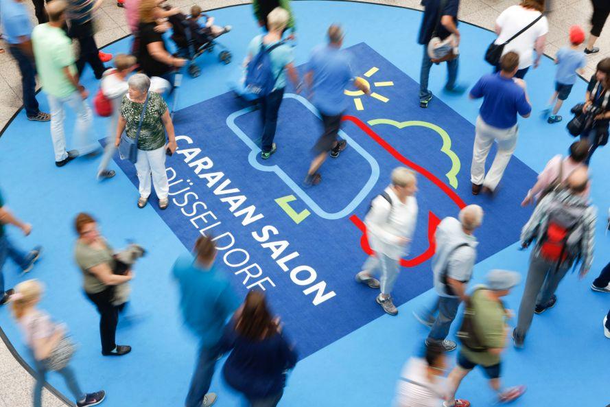 CS 3 - CARAVAN SALON 2019 – Gewinne 10×2 Eintrittskarten