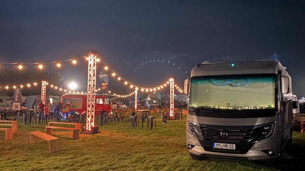 210922 Caravan und Co i 010 1024x576 - Stranddeko bei der Caravan & Co in Rendsburg