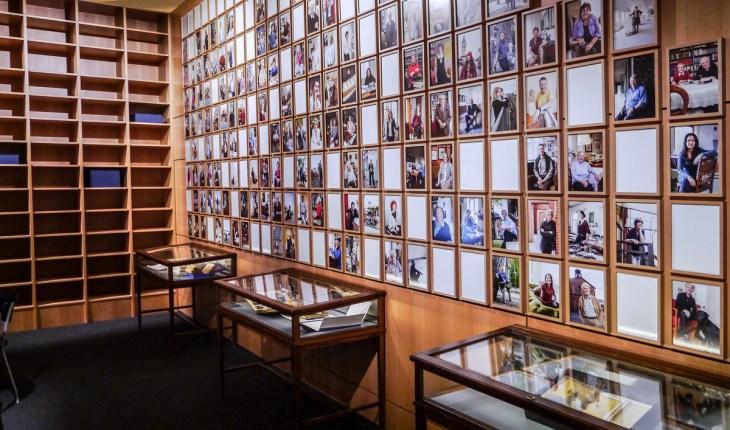 Bibliothek der Generationen – Bilder der Autoren