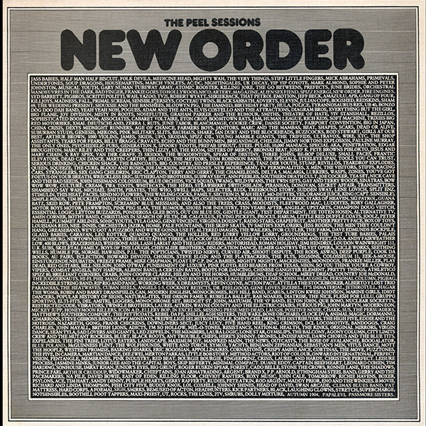 New Order SFPS001