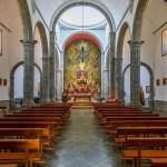Iglesia Santa Lucía de Tirajana from inside