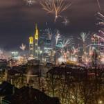 Silvester Feuerwerk Frankfurt