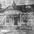 One To Two Bedroom House Plans From 1921