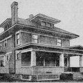 Three Bedroom Colonial House Plans From 1920