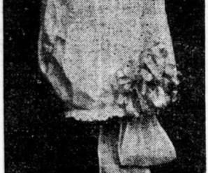 Handkerchief Crafts From 1911