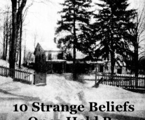 10 Strange Beliefs Once Held By Thieves And Burglars
