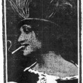 Women's Veil For Smokers