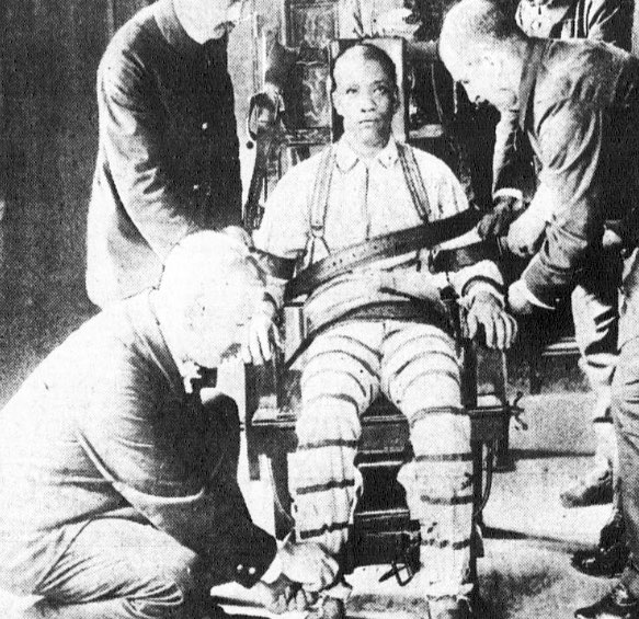 6 Accounts of Electric Chair Executions from the Early 1900s