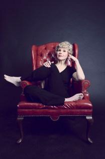 Actress Patricia Enger