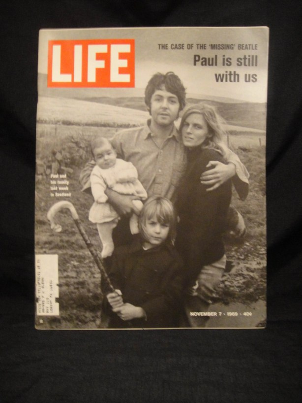 McCartney Life Magazine