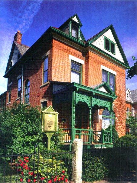 Thurber House -- via thurberhouse.org