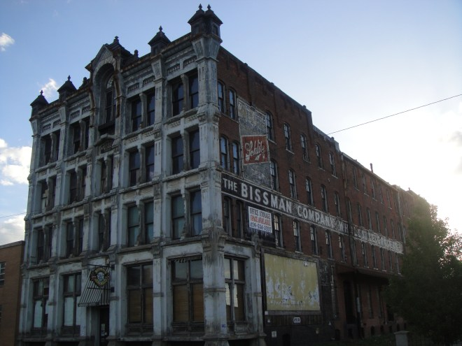Bissman Building exterior