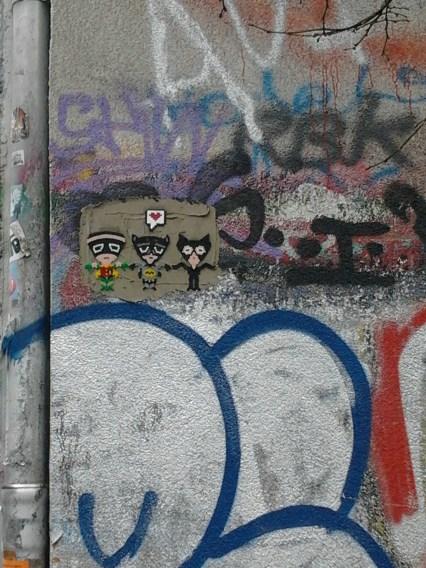 3 D Graffiti 1