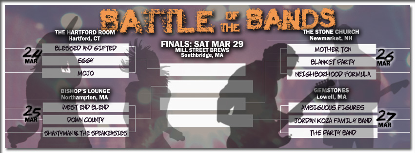 Battle of the Bands - Final Brackets