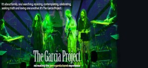 The Garcia Project to play StrangeCreek Campout