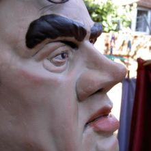 Gordon Brown full mask