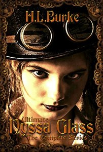 free YA steampunk kindle books