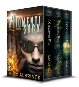 Free sci-fi books for Amazon Kindle