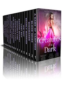 Free paranormal romance box sets for Kindle