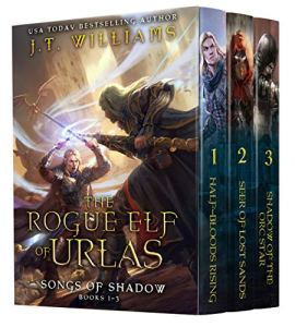 99 cent fantasy series for kindle