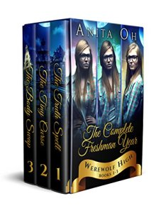 Free YA urban fantasy books to download