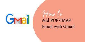 Gmail -pop up