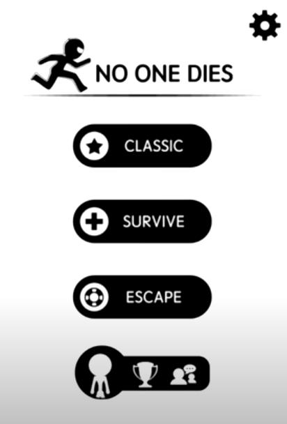 No one dies