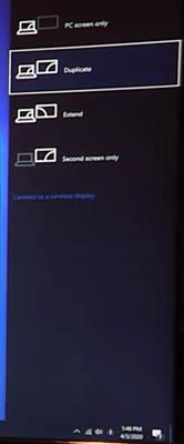 desktop share