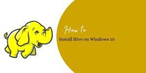 Install Hive