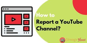 How to Report a YouTube Channel