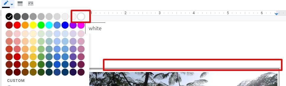 select  font color for caption