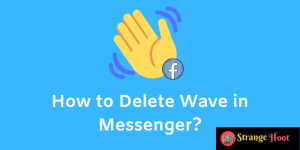 How to Delete Wave in Messenger