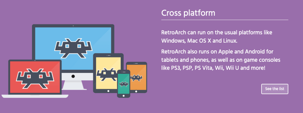 Cross platform available for Windows, Mac OS X and Linux