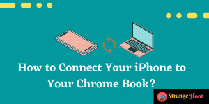 Connect iphone to your chromebook